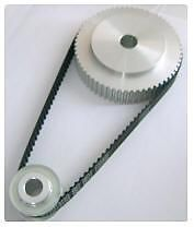 CNC Timing Belt Pulley on drive belts and pulleys
