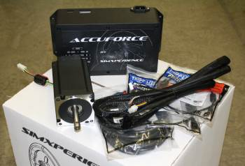 SimXperience AccuForce DIY
