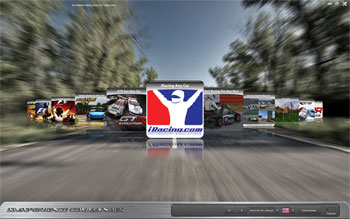 Sim Command3 3 Motion Simulator Software Main Screen