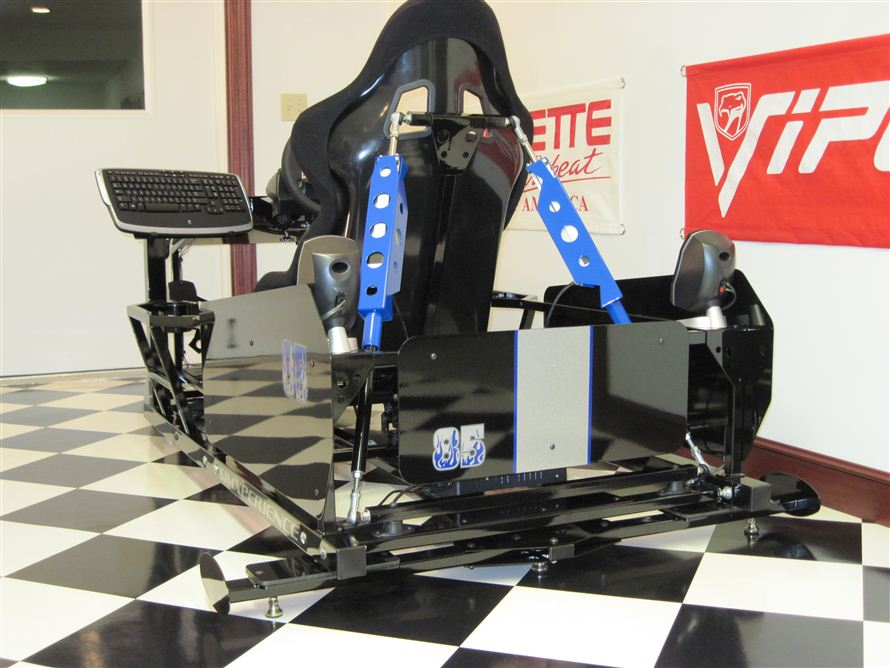 SimXperience Stage IV Full Motion Racing Simulator